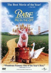 cover Babe: Pig in the City
