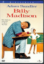 cover Billy Madison