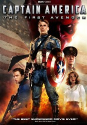 cover Captain America: The First Avenger