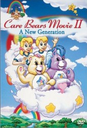 cover Care Bears Movie 2: A New Generation