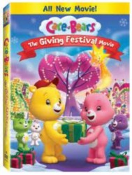 cover Care Bears: The Giving Festival Movie