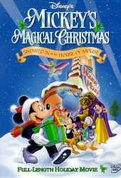 cover Mickey's Magical Christmas: Snowed in at the House of Mouse
