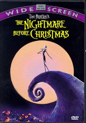 cover Nightmare Before Christmas, The