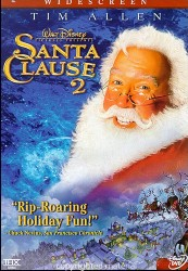 cover Santa Clause 2, The