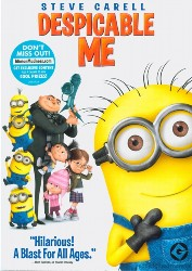 cover Despicable Me