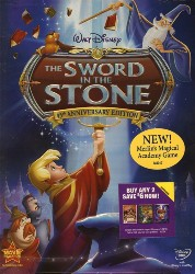 cover Sword in the Stone, The
