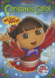 cover Dora's Christmas Carol Adventure