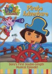 cover Dora The Explorer - Pirate Adventure