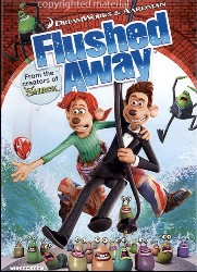 cover Flushed Away