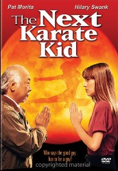 cover Next Karate Kid, The