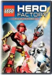 cover LEGO HERO Factory: Rise of the Rookies - Season 1