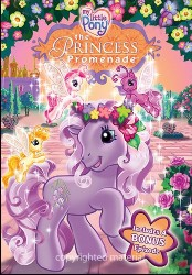 cover My Little Pony: The Princess Promenade