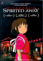 cover Spirited Away