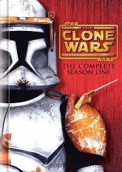 cover Star Wars: The Clone Wars - Complete Series