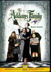 cover Addams Family, The