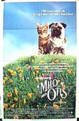 cover Adventures of Milo and Otis, The