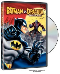 cover Batman vs Dracula: The Animated Movie, The
