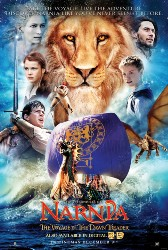 cover Chronicles of Narnia: The Voyage of the Dawn Treader, The