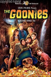cover Goonies, The