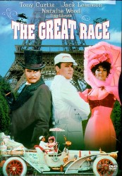 cover Great Race, The