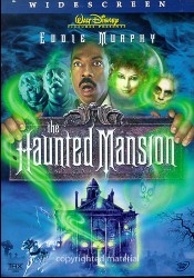 cover Haunted Mansion, The