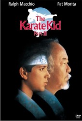 cover Karate Kid Part II, The