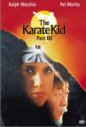 cover Karate Kid, Part III, The