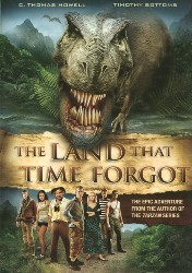 cover Land That Time Forgot, The