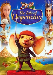 cover Tale of Despereaux, The