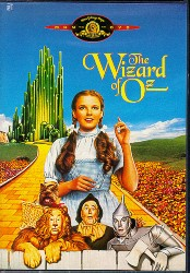 cover Wizard of Oz, The