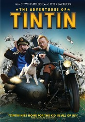 cover Adventures of Tintin, The