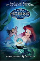 cover Little Mermaid: Ariel's Beginning, The