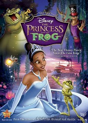 cover Princess and the Frog, The