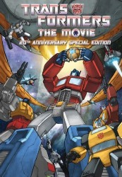 cover Transformers: The Movie, The