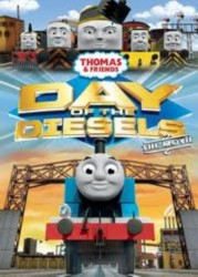 cover Thomas & Friends: Day of the Diesels