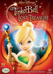 cover Tinker Bell and the Lost Treasure