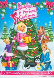 cover Barbie: A Perfect Christmas