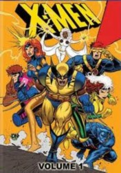 cover X-MEN - TV Series 1  - Season 1