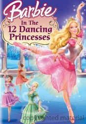 cover Barbie in the 12 Dancing Princesses