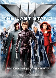 cover X-Men: The Last Stand