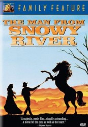 cover Man from Snowy River, The
