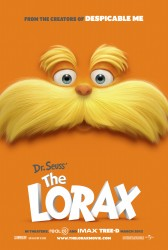 cover Lorax, The