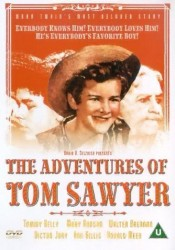 cover Adventures of Tom Sawyer, The