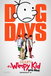 cover Diary of a Wimpy Kid: Dog Days