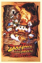 cover DuckTales: The Movie - Treasure of the Lost Lamp