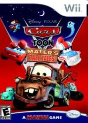 cover Cars Toon: Matter Tall Tales
