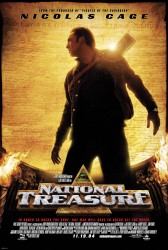 cover National Treasure