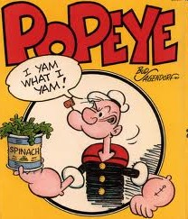 cover Popeye the Sailor - Season 1