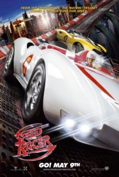 cover Speed Racer