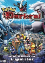 cover Pokémon 10 The Rise of Darkrai